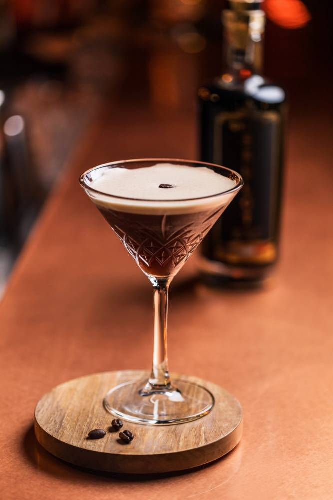 Cocktail de FRANCE – Cocktail Expresso Martini