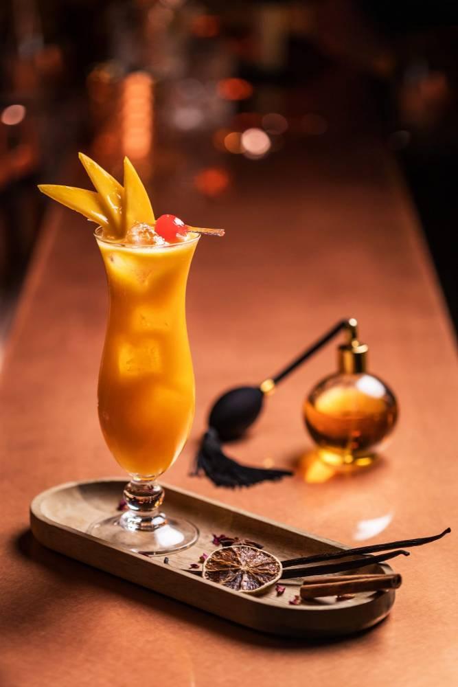 Cocktail de GUYANE ANGLAISE - Cocktail Euphoria