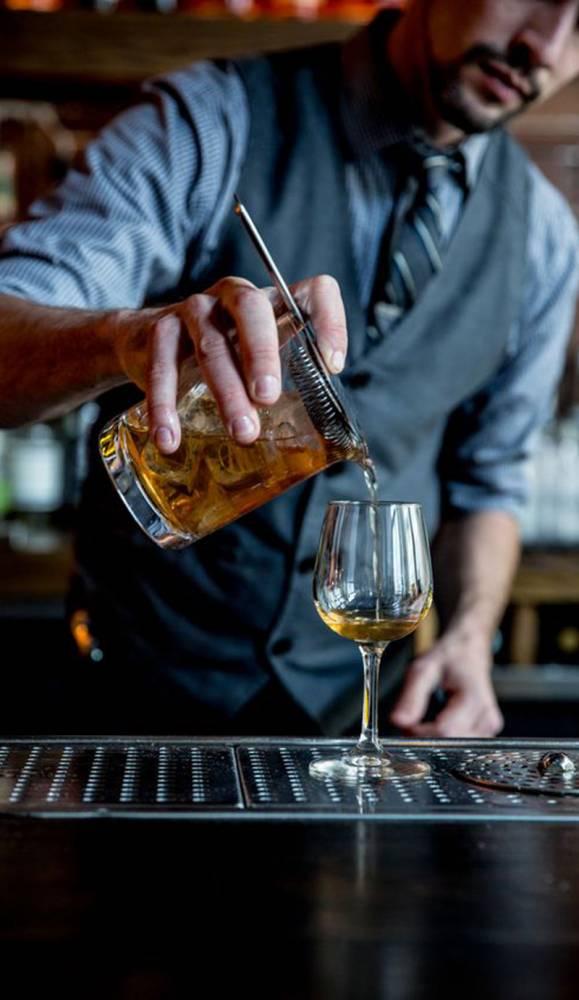 Barman pour soirée privée