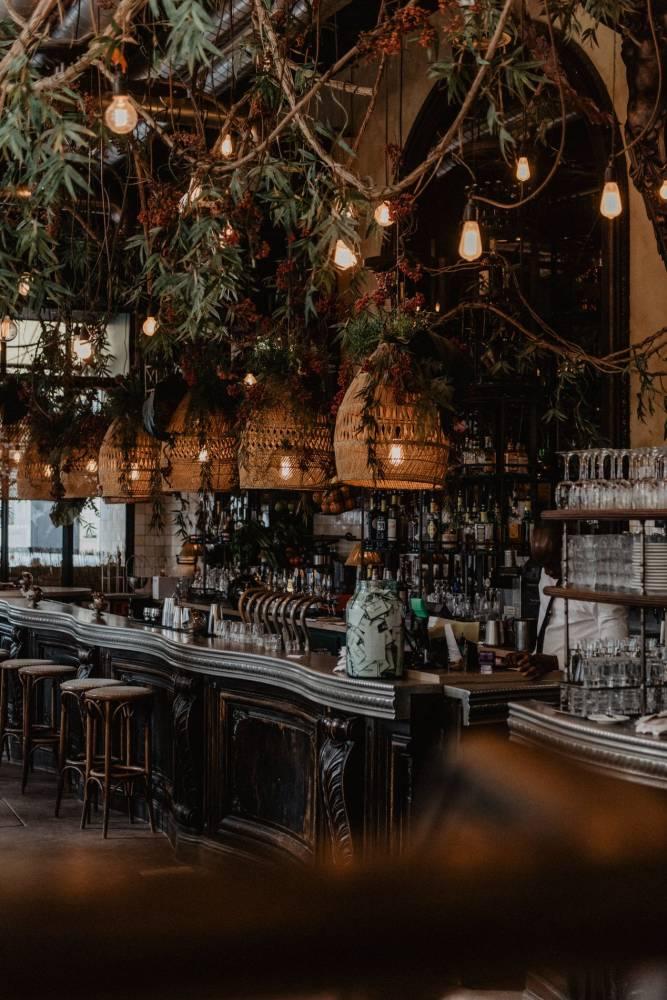Consultant Bar - Conseil en création de bar et carte de cocktails