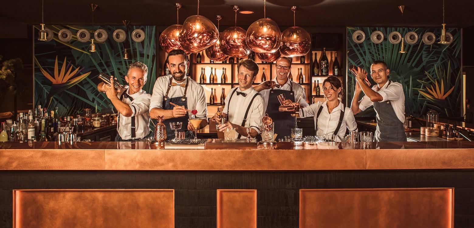 Equipe bartender createur de cocktail Paris Bars Events
