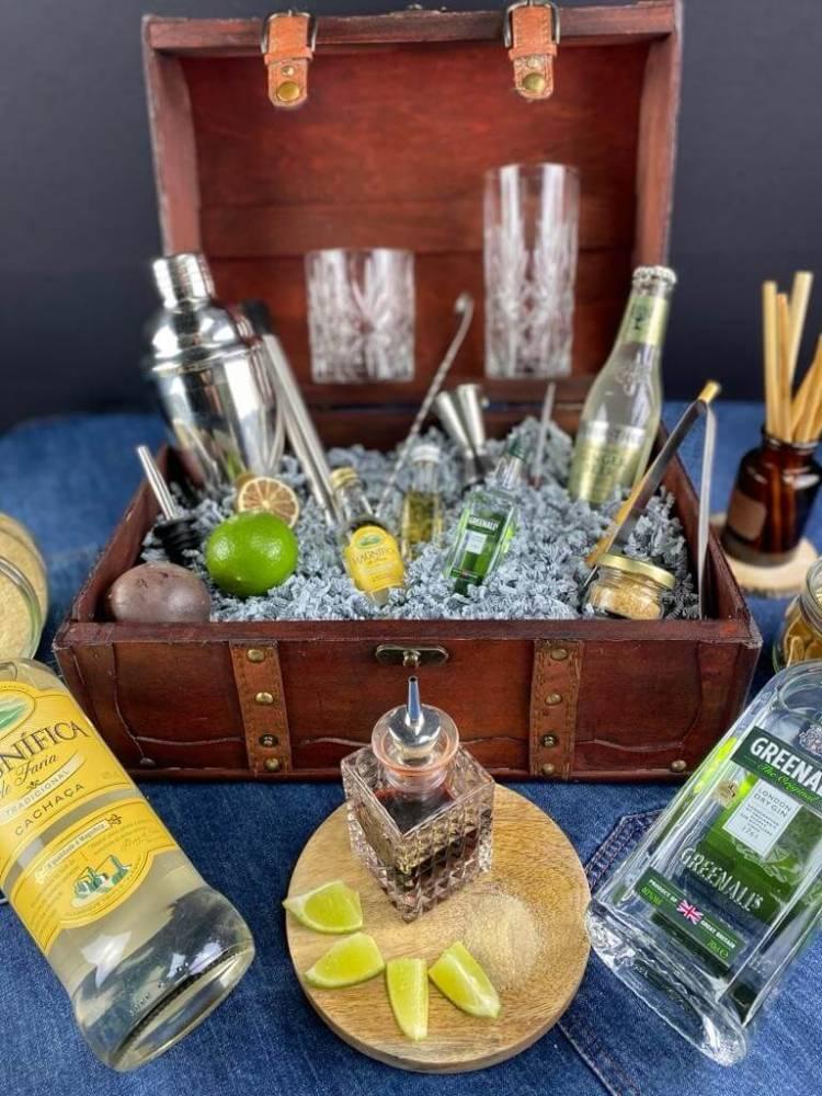 Evènement en ligne autour du bar – Création cocktail en ligne